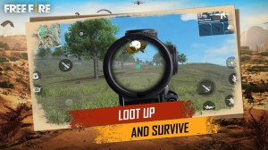 Android Garena Free Fire: Kalahari Screen 1