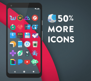 Moonshine Pro - Icon Pack 3.3.0 Screen 4