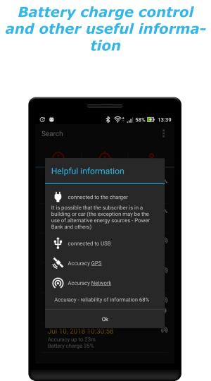 GPS Phone Tracker 12.8.7 Screen 6