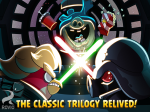 Angry Birds Star Wars 1.5.13 Screen 2