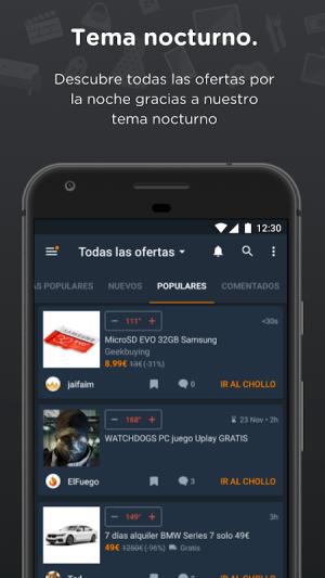 Chollometro – Chollos, ofertas y juegos gratis 5.9.04 Screen 5