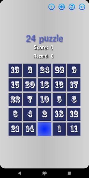 New 15 PUZZLE - 3 Farklı level 4.0 Screen 2
