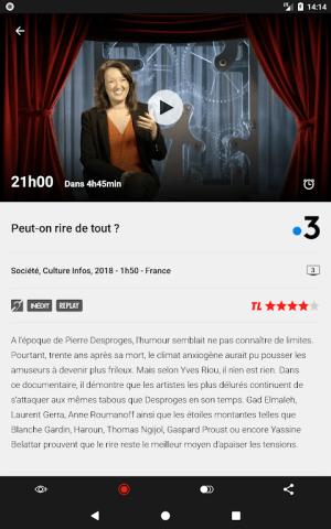 Programme TV par Télé Loisirs : Guide TV & Actu TV 6.4.0 Screen 8