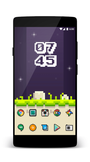 PixBit - Icon Pack 1.9 Screen 2