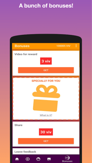 VideoVTope - show everyone your video! 3.1.1 Screen 3