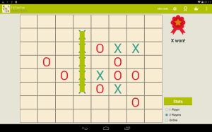 Tic Tac Toe 3.0.1 Screen 2