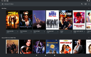 Plex - Your Movies, Shows, Music, and other Media 7.25.1.14207 Screen 12
