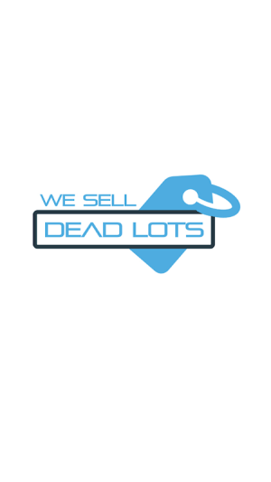 We sell dead lots 1.1 Screen 2