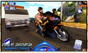 Android Bike Rider Road Trip Screen 5