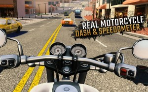 Android Moto Rider GO: Highway Traffic Screen 7