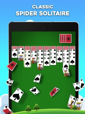 Android Spider Solitaire Screen 7