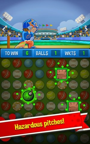 Android Cricket Rockstar : Multiplayer Screen 22