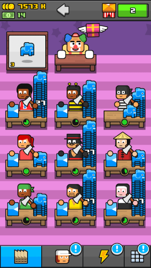 Make More! – Idle Manager 2.2.18 Screen 2