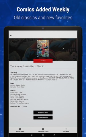 Marvel Unlimited 6.3.0 Screen 7