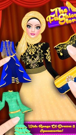 Hijab Fashion Doll Dress Up 1.2 Screen 13