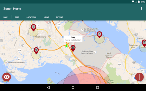 Android Zone - Drone  Quadcopter App Screen 9