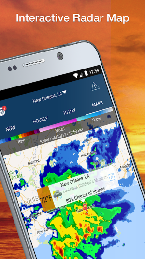 Weather Elite by WeatherBug 5.15.3-2 Screen 2