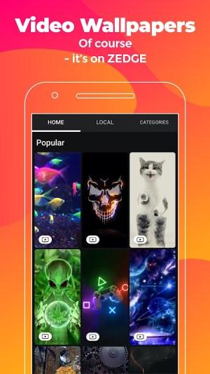 ZEDGE™ Ringtones & Wallpapers 7.17.1-beta Screen 5