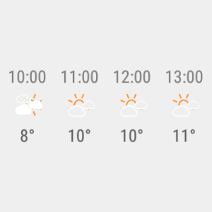 Transparent clock weather Pro 0.99.02.39 Screen 22