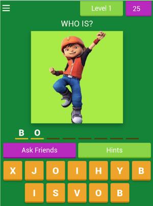 BOBOIBOY : WHO IS? GUESS IT! 8.3.3z Screen 9