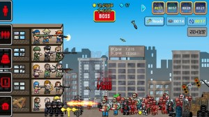 100 DAYS - Zombie Survival 2.9 Screen 16