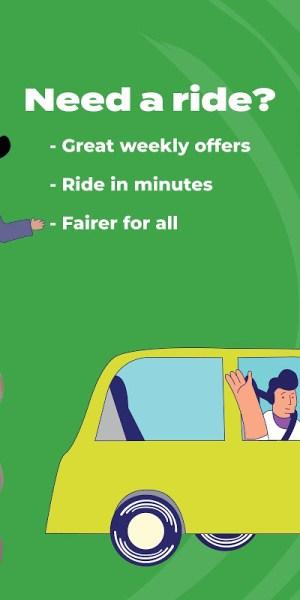 Ola. Get rides on-demand 5.0.6 Screen 2