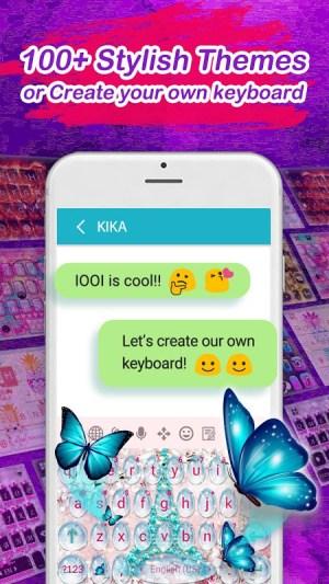 Android HS IQQI International Keyboard - Emoji, Emoticons Screen 1