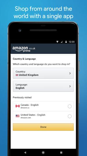 Amazon Shopping 16.4.0.100 Screen 6