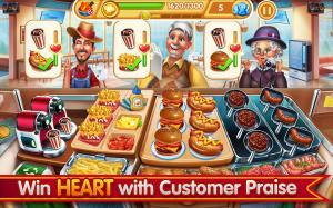 Cooking City: crazy chef' s restaurant game 1.58.5002 Screen 8