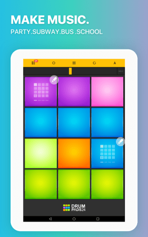 Drum Pads 24 - Beats and Music 3.0.2 Screen 5