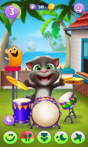 My Talking Tom 2 1.6.1.702 Screen 7