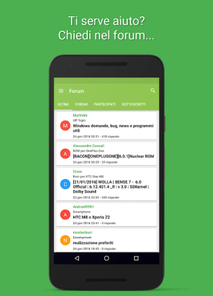 Android TuttoAndroid.net - Le notizie su Android Screen 5