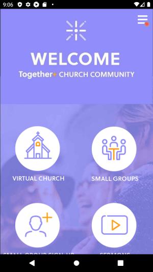 aware3 church 38.7.0 Screen 1