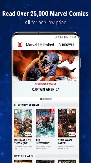 Marvel Unlimited 6.3.0 Screen 19