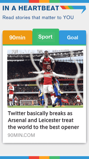 SmartNews: World News & Breaking News Stories 5.15.0 Screen 5
