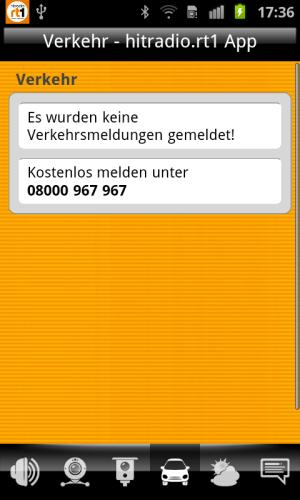 hitradio.rt1 1.16.1 Screen 2