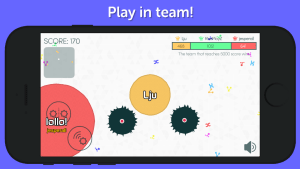 Android Mitosis: The Game Screen 2