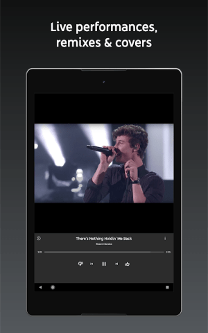 Android YouTube Music - stream music and play videos Screen 11
