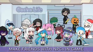 Android Gacha Life Screen 3
