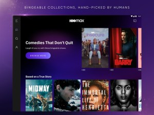 HBO Max: Stream and Watch TV, Movies, and More 50.30.0.252 Screen 7