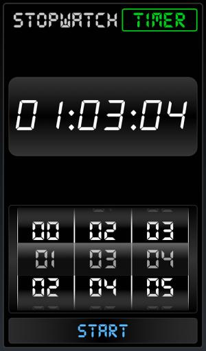 Stopwatch Timer 1.1.0 Screen 2