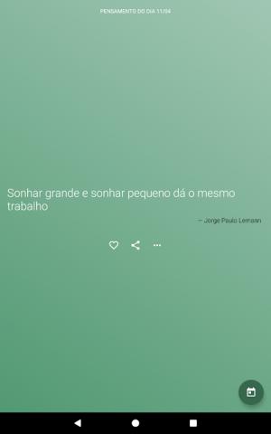Android Um Pensamento Por Dia Screen 11