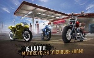Android Moto Rider GO: Highway Traffic Screen 22