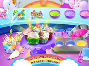 Rainbow Ice Cream - Unicorn Party Food Maker 1.0 Screen 2