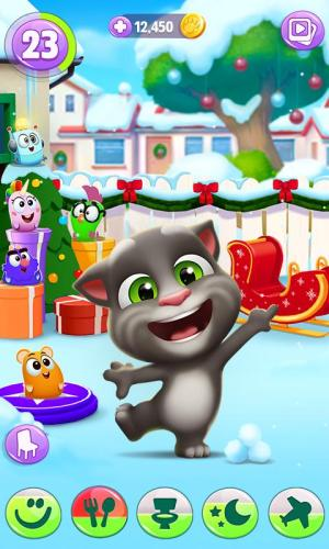 My Talking Tom 2 1.1.5.25 Screen 9
