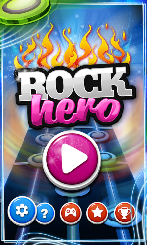 Rock Hero 1.41 Screen 1