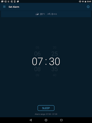 Good Morning Alarm Clock 2.5 Screen 14