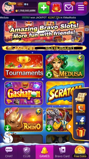 Bravo Casino 1.76.5116.0116488 Screen 7