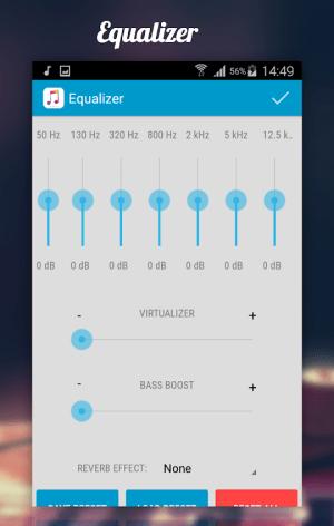 Music Player 1.0.52 Screen 1