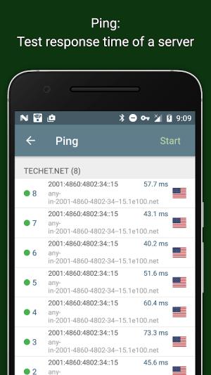 Network Analyzer 3.6.2 Screen 4